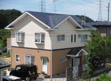 西郷村O様 屋根・外壁塗装工事[2015.9.24]
