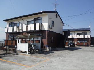 石川郡玉川村 RアパートⅠ/Ⅱ「2017.3.27 工事完了」