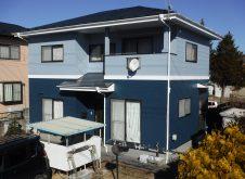 白河市 A様邸 屋根・外壁塗装工事