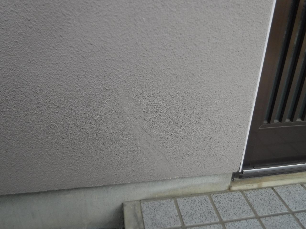 【白河市・西郷村】モルタル外壁の塗装(南郷)