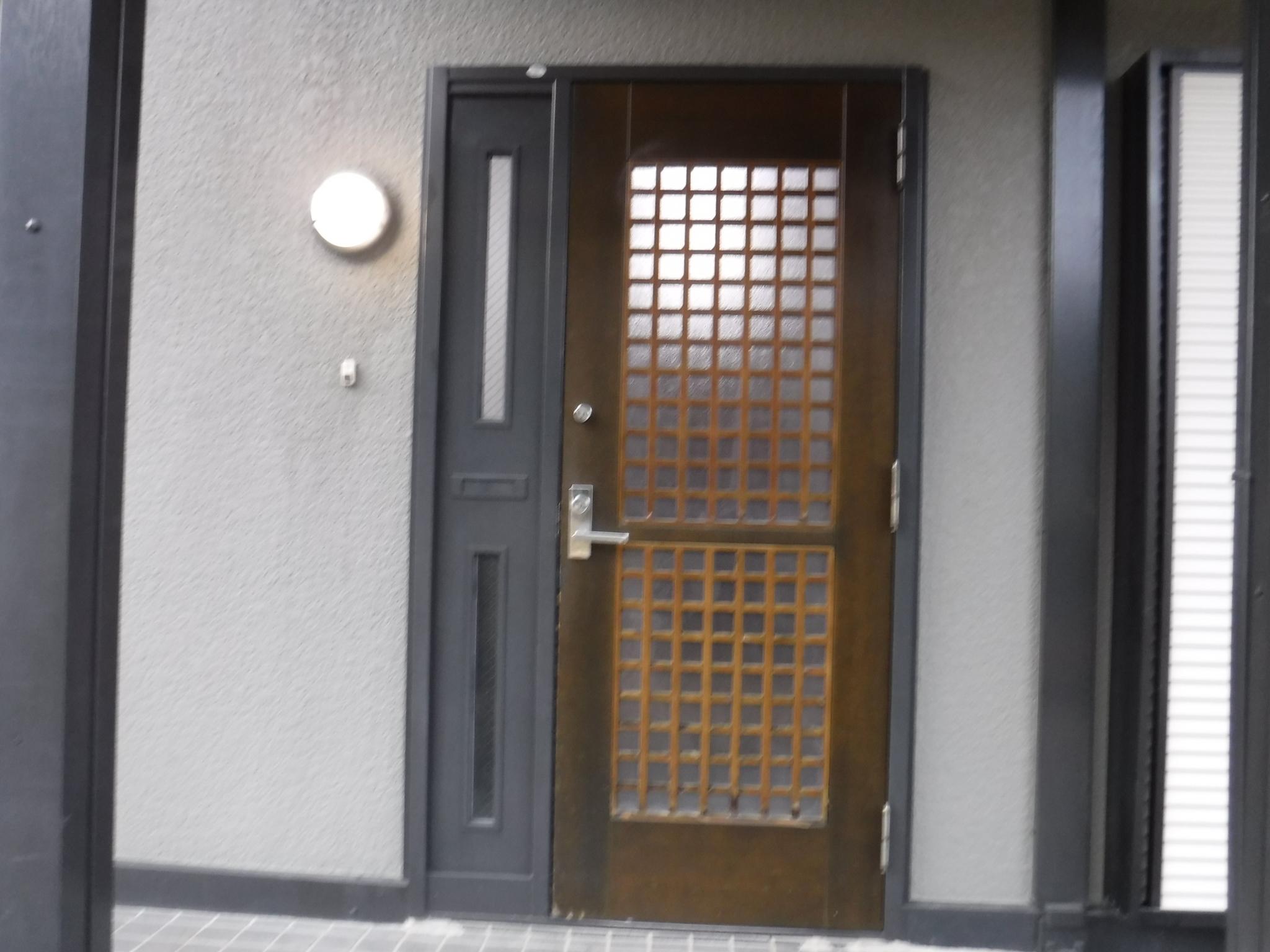 【白河市・西郷村】塗装以外にも。玄関ドアについて(南郷)