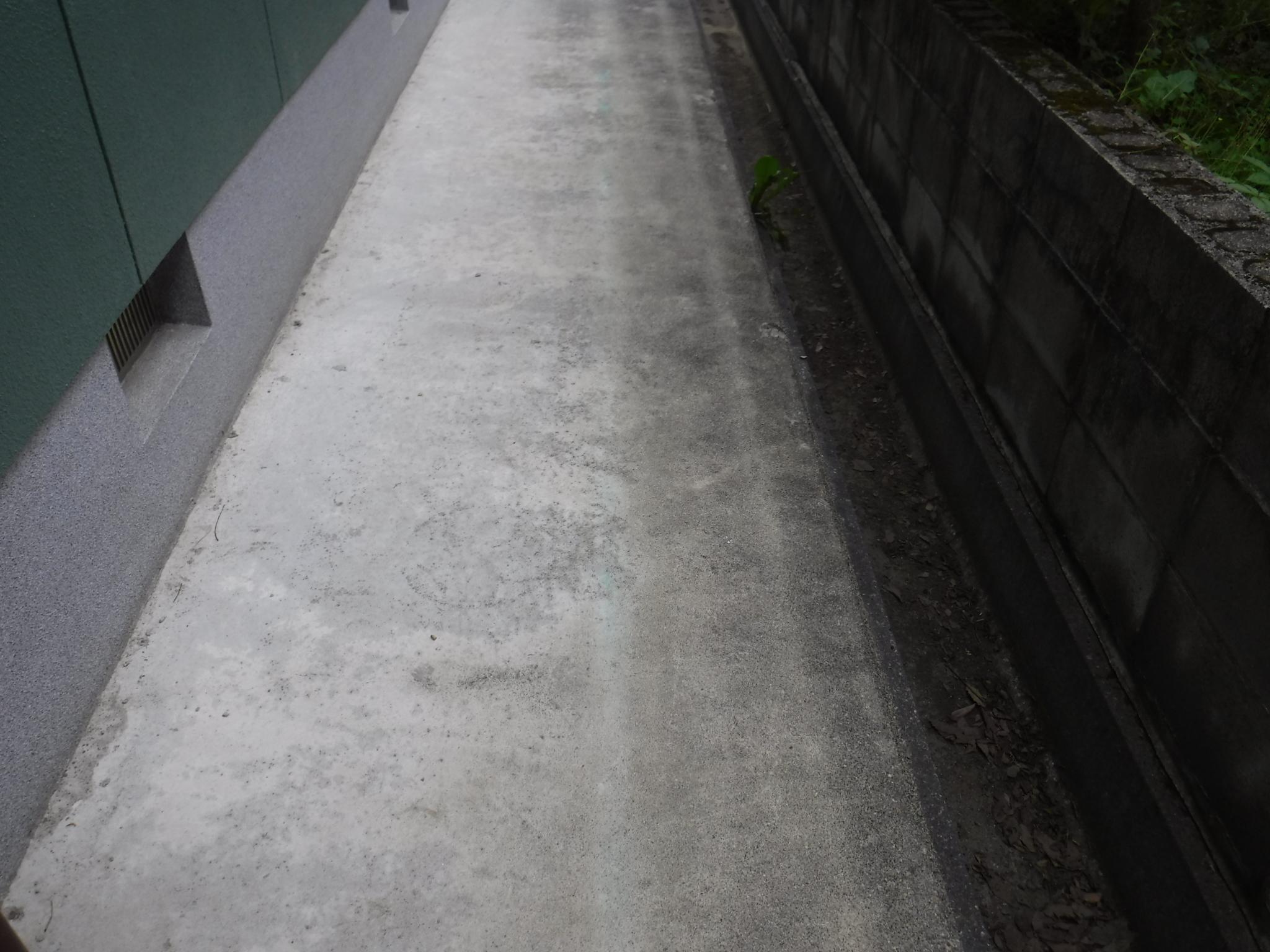 外壁塗装 銅板 緑青 白河市