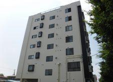 【白河市】マンション外壁塗装工事❢