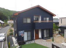 【西郷村】S様邸 外壁・付帯塗装工事